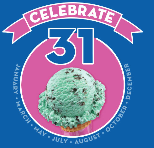 baskin robins $1.31
